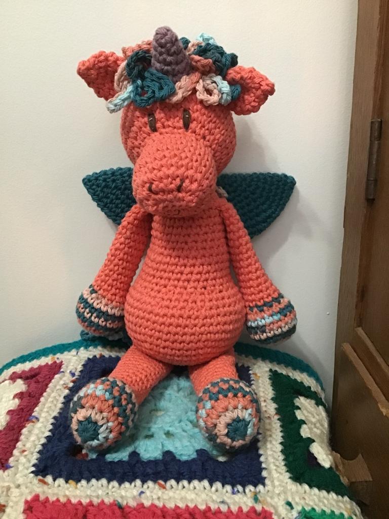Alicorn stuffie